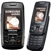 Samsung E250 Новый