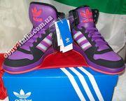 Кроссовки мужские кожаные Adidas оригинал Италия
