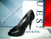 Туфли женские кожаные GUESS оригинал Италия