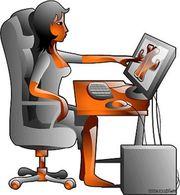 Обучение работы на ПК (компьютере)