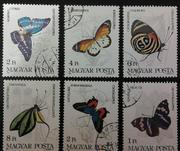 Продам марки СССР,  Чехословакия,  Куба и т.д.