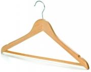 Плечики для одежды с перекладиной