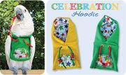 Продам костюмы для выгула попугаев и других декоративных птиц