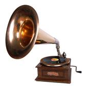 купить старый граммофон в Киеве,  антикварный граммофон