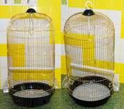 Клетка для средних и мелких попугаев,