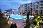 Болгария,  Двухкомнатный обзаведенный апартамент в к-ле Сарафово!