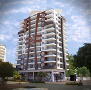 Квартиры в новом жилом комплексе от застройщика в Аланье (Турция)