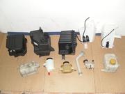 Бачки стеклоомывателя, резонаторы, корпуса фильтров