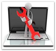 Ремонт ноутбуков,  планшетов,  мониторов,  системных блоков и другое