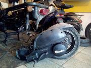 Двигатель б/у на скутер 150сс (Китай)