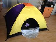 Продам 3х местную палатку.