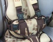 Детское мобильное сидение,  компактное детское раскладное авто кресло,