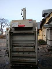 Вертикальный пресс HSM 500.1VL – б/у