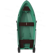 Пластиковая лодка (моторно-гребная шлюпка) Kolibri RКМ-350