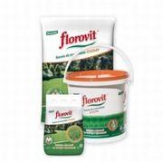 Удобрение для газона - флоровит