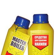 Жидкость для очистки теплообменников