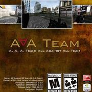 Онлайн-игра A.A.A.Team шутер от первого лица