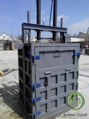 Пресс пакетировочный ПДО-2Ц для втор сырья