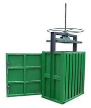 Пресс механический ПДО-03МХ для втор сырья (макулатуры,  ПЭТ)