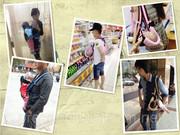 рюкзак - детская переноска,  с ортопедической спинкой для деток