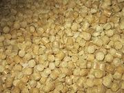 Древесная топливная гранула (пеллета).