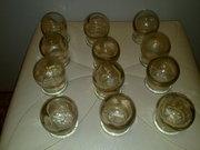 медицинские баночки от простуды комплект 12 шт.