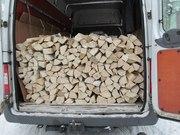 Дубовые дрова,  сухие,  колотые. Купить в Киев и область.
