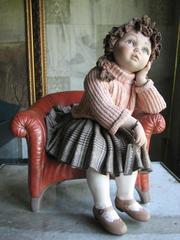Восстановление фарфора,  керамики,  композита:статуэток,  сувениров,  ваз, декора.