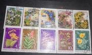 Коллекция марок  ПОЧТА СССР