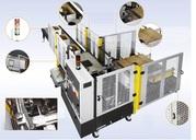б/у машине,  автоматическому формовщику гофрокоробов F144-SX SIAT