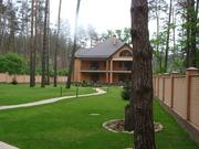 Продам   новый дом Киево Святошинский р-н,  4-уровневый элитный   из кр