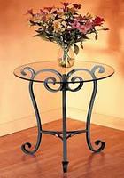 Изготовление кованых изделий мебели под заказ