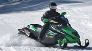 снегоход Arctic Cat турбо трехместный хозяин срочно торг