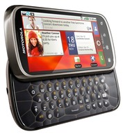 Новый смартфон Motorola Cliq2