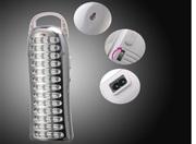 Аккумуляторный светильник 30,  52,  72,  90 диодов