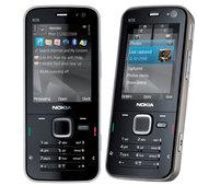 Новый Nokia N78