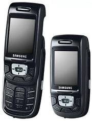 Новый Samsung D500