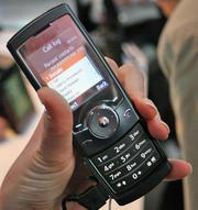 Samsung U600 Новый