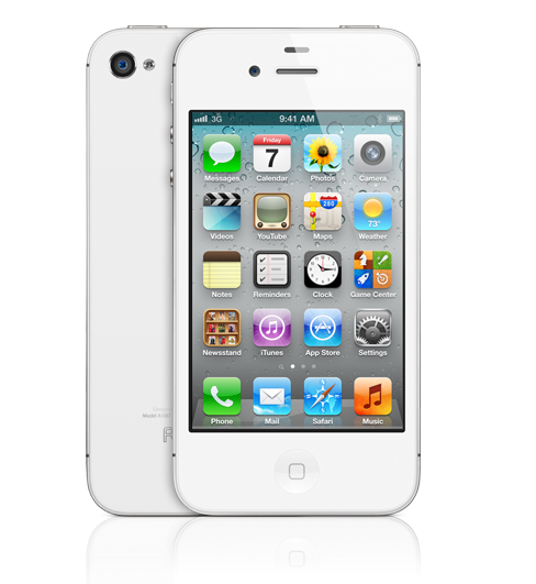Apple iPhone 4S 32GB NeverLock White