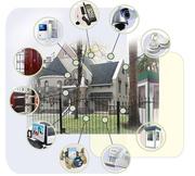 Охранно - пожарная сигнализация,  видеонаблюдение,  контроль доступа.