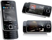 Двойной слайдер Nokia N96