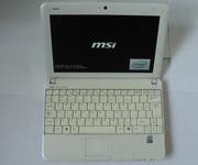 Нетбук MSI U100 MS-N011 разборка.