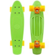 Скейтборд/скейт Penny Board зеленый