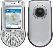 Смартфон Nokia 6630