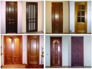 Двери из натурального дерева любой сложности.