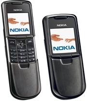 Новый Nokia 8800 Black