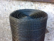 Сетка тканая штукатурная 12х12х1,  10х20х0, 9,  5х5х1мм,  отсечка бетона