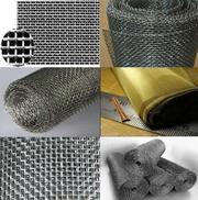 Сетка тканая для отсечки бетона 12х12,  5х5,  10х20 из проволоки 0, 7-2, 0