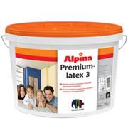 ALPINA Premiumlatex 3 B1/10 л./Матова