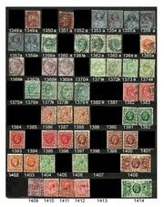 Продам почтовые марки  старой и новой Англии